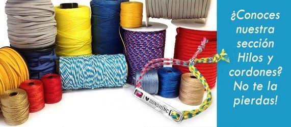 hilos cintas cordones y alambre