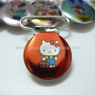 PINZA DE METAL 22mm KITTY 3