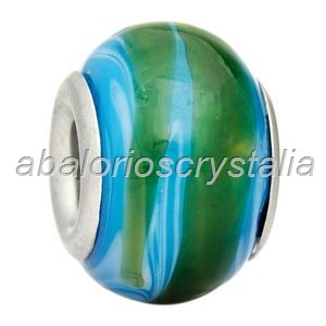 ABALORIO CRISTAL COMPATIBLE PANDORA 14x14x10mm ref: 052