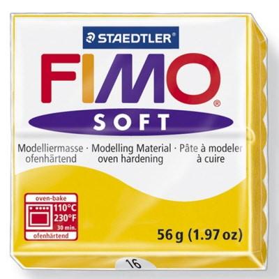 PASTILLA MODELADO 56GR FIMO SOFT SUN YELLOW-16