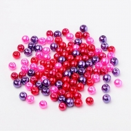 50 PERLAS DE CRISTAL 6mm MIX 10