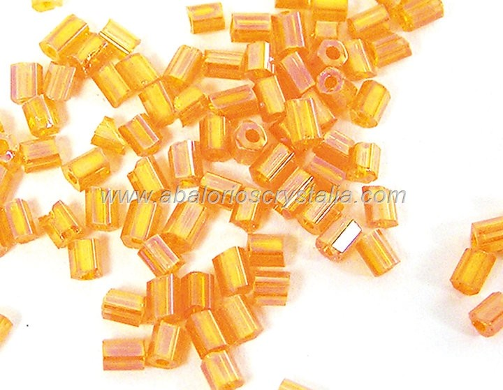 20 GR ROCALLA MINI CANUTILLO NARANJA AB 2.5x2mm