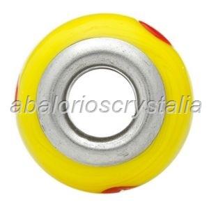 ABALORIO CRISTAL COMPATIBLE PANDORA 14x14x10mm ref: 046