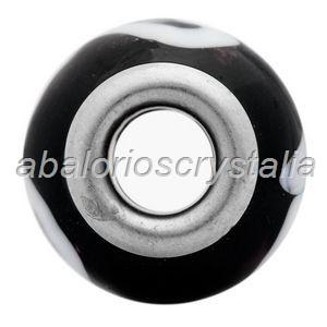 ABALORIO CRISTAL COMPATIBLE PANDORA 14x14x10mm ref: 109