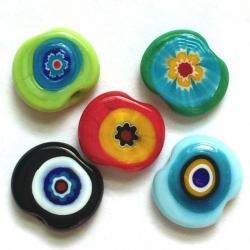 Cristal Milflores y Espiral