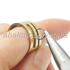 ANILLO PARA ABRIR Y CERRAR ANILLAS 19x8.5mm