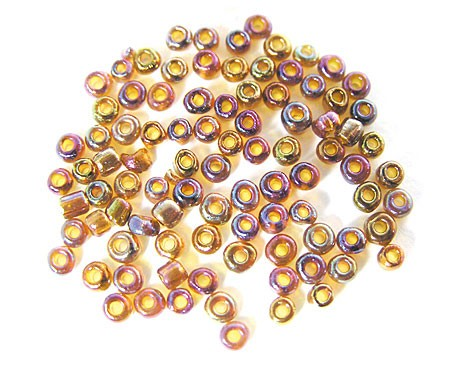 20 GR ROCALLA 7/0 (3mm) TOPACIO EFECTO AB
