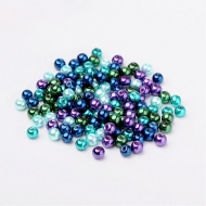 50 PERLAS DE CRISTAL 6mm MIX 11