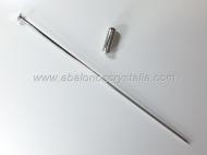 1 AGUJÓN CABEZA DE ALFILER 90mm+ CAPUCHÓN
