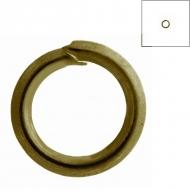 150 ANILLAS ABIERTAS BRONCE 5mm