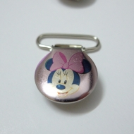PINZA DE METAL 22mm MINNIE 2
