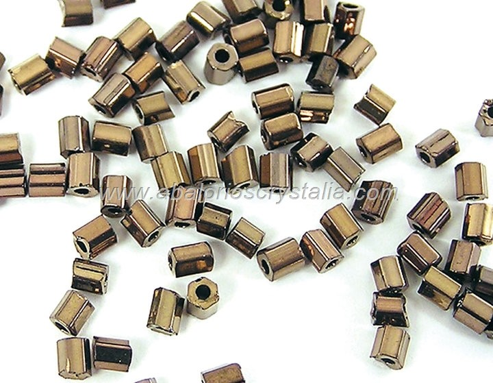 20 GR ROCALLA MINI CANUTILLO 2.5x2mm BRONCE