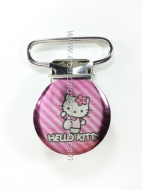 PINZA DE METAL 22mm KITTY 2