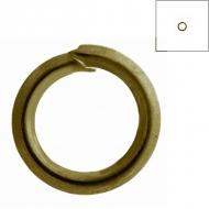 150 ANILLAS ABIERTAS BRONCE 4mm
