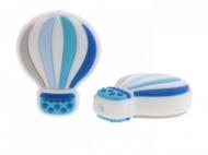 1 Globo silicona Azul 25mm