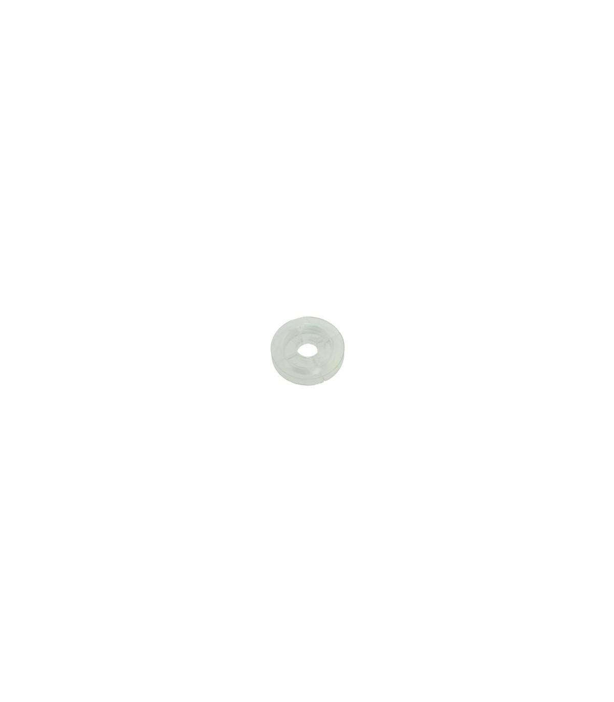 BOBINA 10 METROS DE NYLON EXTRA FINO 0,50mm. TRANSPARENTE