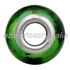 ABALORIO CRISTAL COMPATIBLE PANDORA 14x14x10mm ref: 091