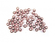 20 GR ROCALLA 10/0 (2.3mm) AMATISTA EFECTO PLATA
