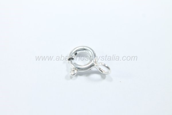 Reasa reforzada 5,5 mm plata 925