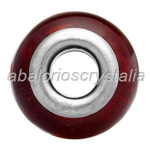 ABALORIO CRISTAL COMPATIBLE PANDORA 14x14x10mm ref: 103