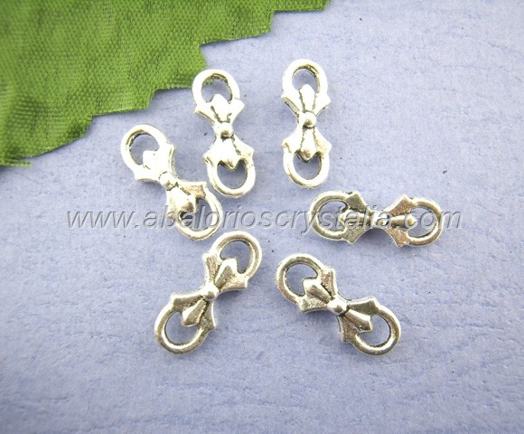 5 CONECTORES DOBLE ANILLA 5x15mm