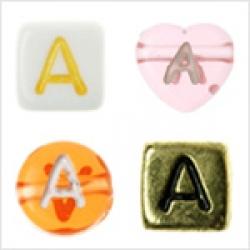 Cuentas abecedario