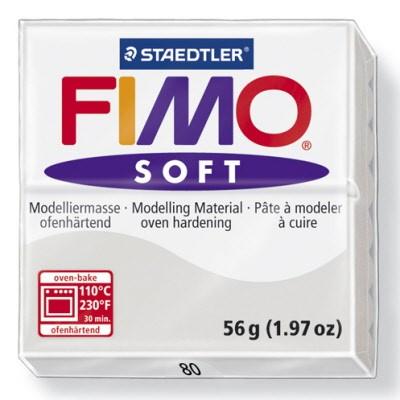 PASTILLA MODELADO 56GR FIMO SOFT DOLPHIN GREY-80