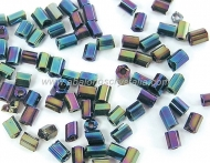 20 GR ROCALLA MINI CANUTILLO 2.5x2mm MULTICOLOR