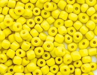 20 GR ROCALLA 7/0 (3mm) AMARILLO OPACO