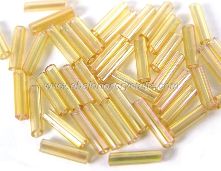 20 GR ROCALLA CANUTILLO 7x2mm TOSTADO AB