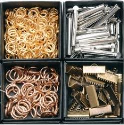 Fornituras y accesorios de metal