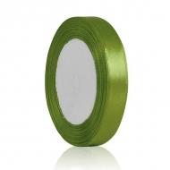 1 METRO DE CINTA DE RASO 10mm OLIVA